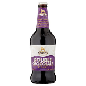 Special beer Youngs Double Chocolate Stout