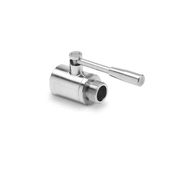 Stainless steel ball valve for FD