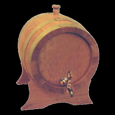 Sutler Barrel round 10 Liter