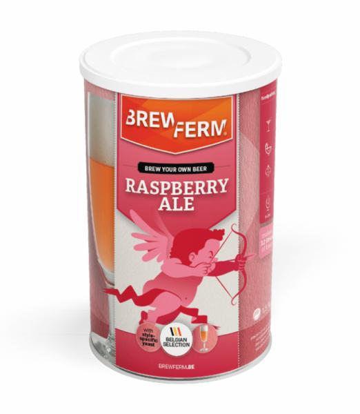 HOME-BREWING SET BREWFERM Raspberry Ale 1,5kg
