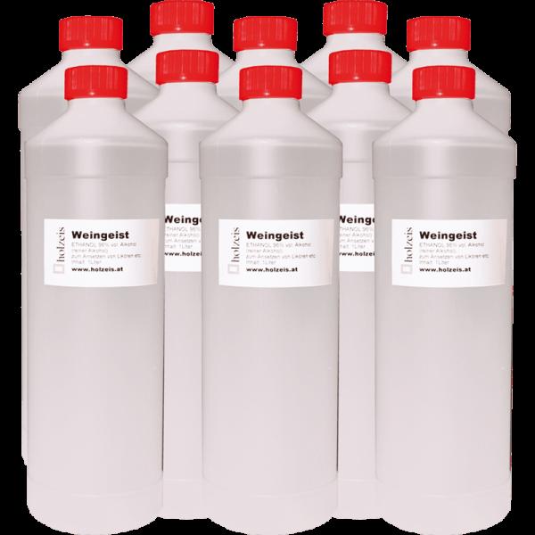 WEINGEIST,10 L (96% vol. Alk. Ethanol)