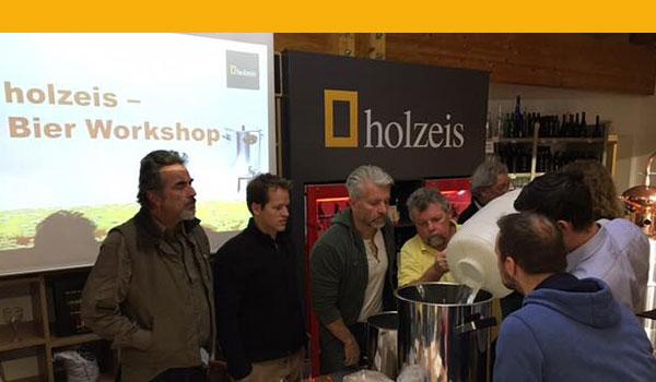 Bier-Workshop