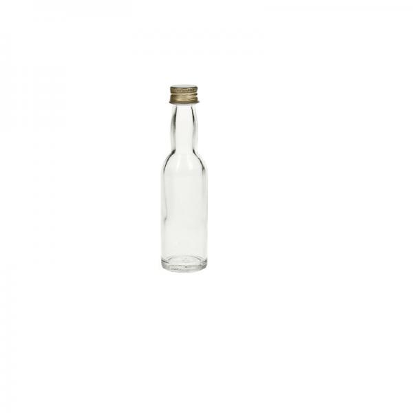 Liqueur-Bottles crop-necked 0.04 l