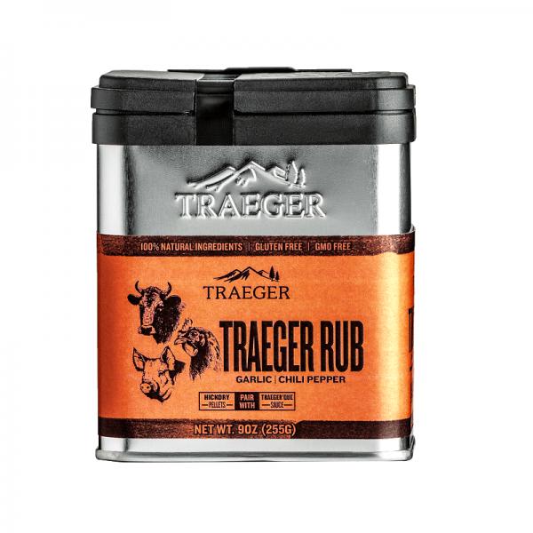 Traeger Smoker Pelletgrill Rub, 170g