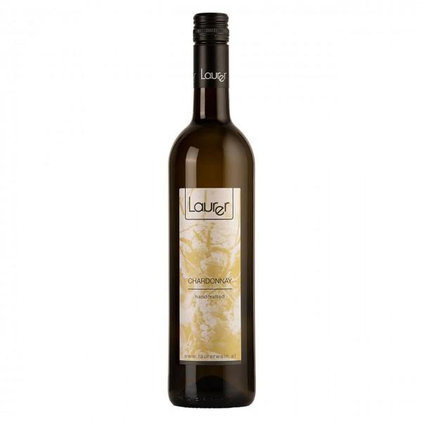 Laurer Wein Handcraftet Chardonnay 0,75l