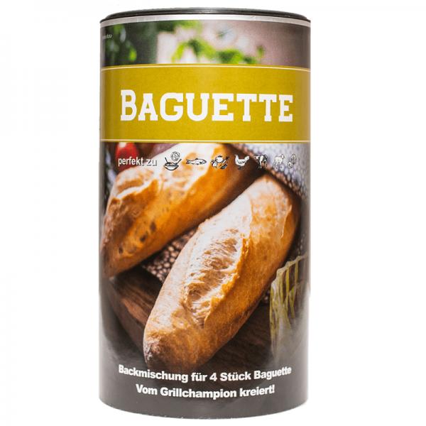 Backmischung Baguette