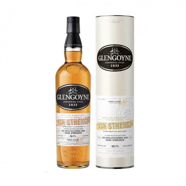 Whisky Glengoyne Cask Strength Batch 7 Single Malt Scotch