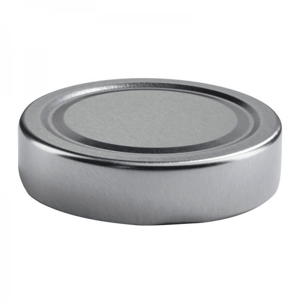 Sparepart-Twist Off Cap, ø82mm, Deep, silver