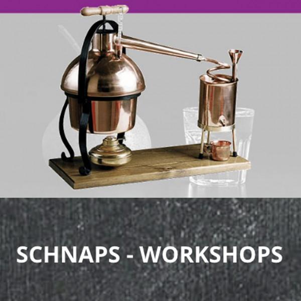 holzeis - Schnaps Workshop