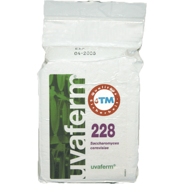 Dry Selected Yeast Uvaferm 228 500 g