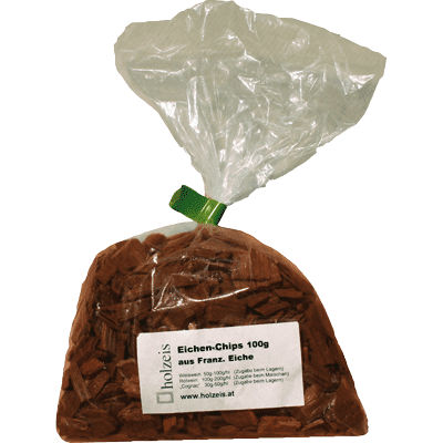 "ERBSLÖH Oak chips ""Oaky Vin"", toasted, 1 kg"
