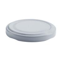 To-deckel, weiß, Dm=70 mm