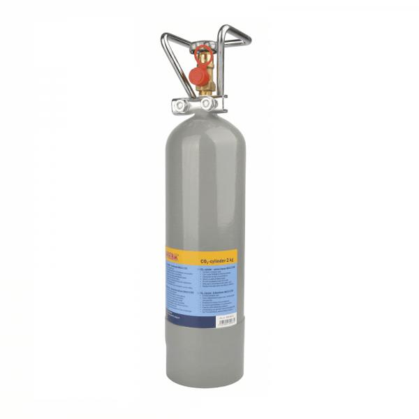 BREWFERM CO2 FLASCHE , 2kg, inkl. Füllung!, (f. KEGs)