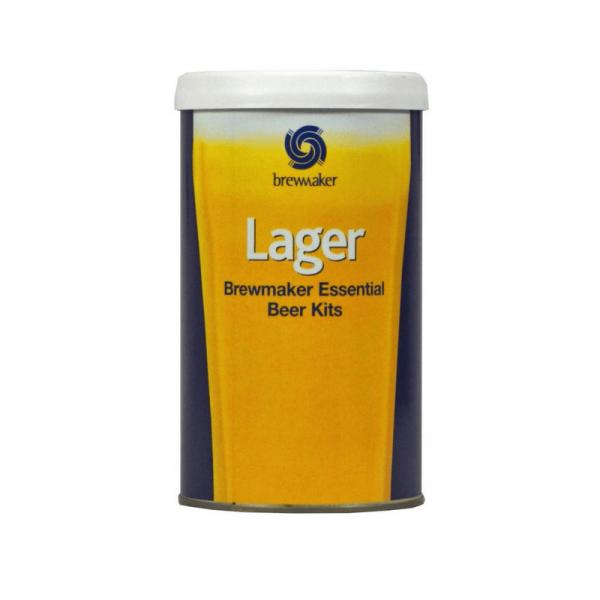 HEIMBRAUSET Brewmaker Essential Lager 1,5kg