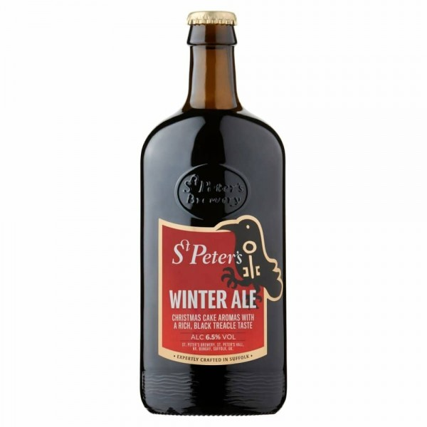 Spezialbier St. Peter's Winter Ale 6.5%