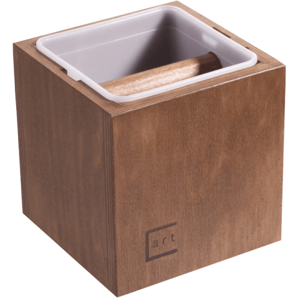 TAMPING BOX FONDO CLASSSIC, brown