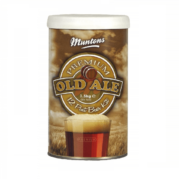 Heimbrauset Muntons Old Ale 1,5 kg