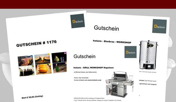 Gutschein-Pilzzucht
