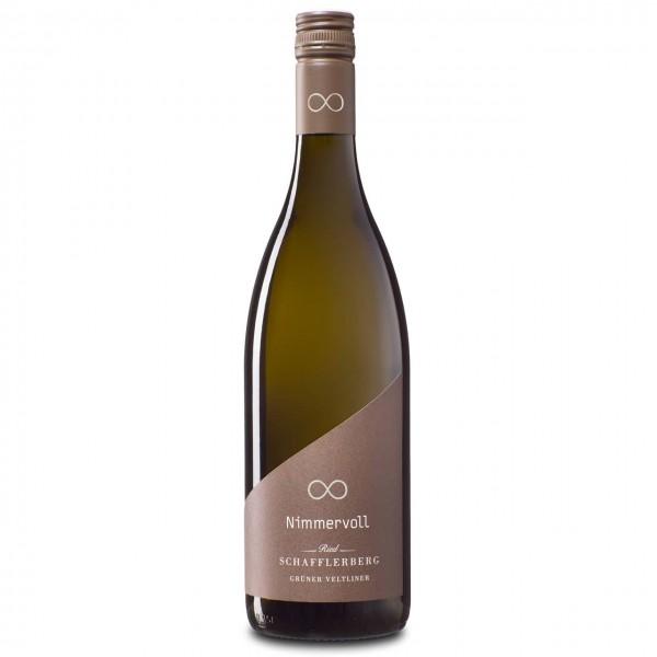 Nimmervoll Wein Grüner Veltliner Schafflerberg 2019, 14,0%vol, 3L