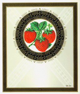 "Labels ""Strawberry"""