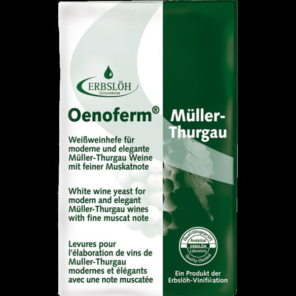 ERBSLÖH OENOFERM MÜLLER-THURGAU dry yeast, 500g