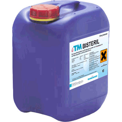 TM BISTERIL Peroxid, canister, 20 kg