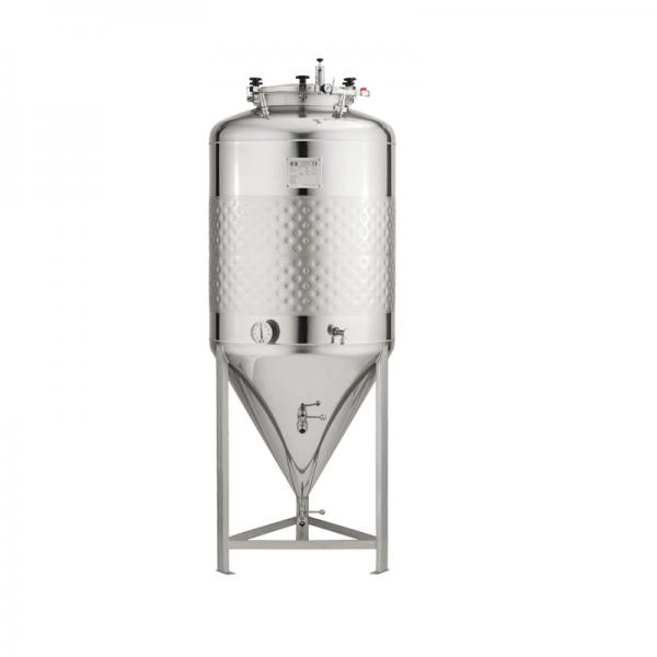 Speidel Edelstahl-drucktank ZKG 1200l,1.2 bar