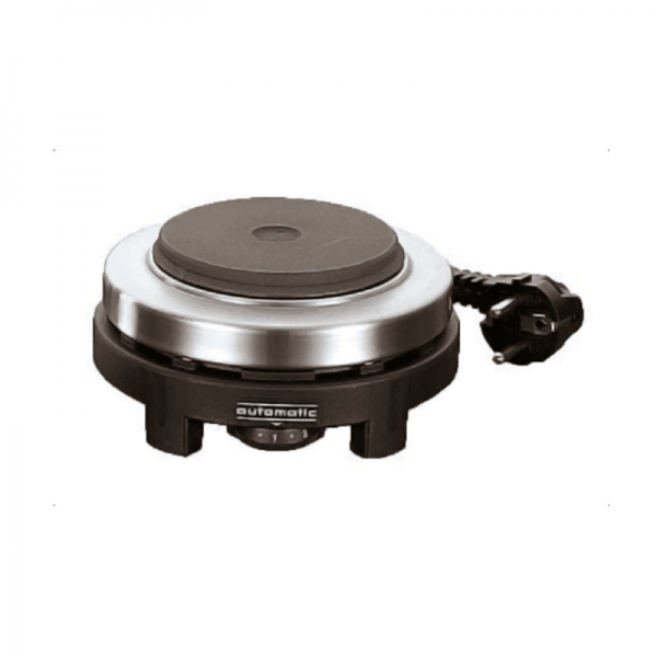 MINI-HOT PLATE stainless steel, 500Watt