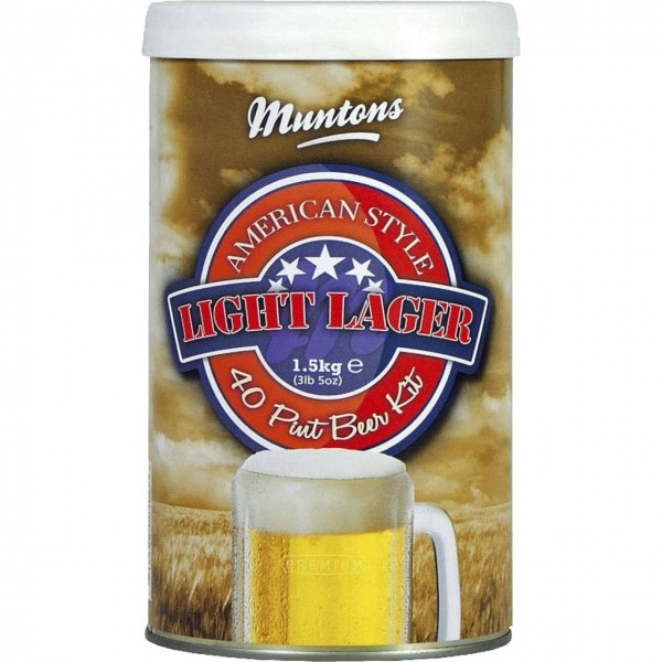 Beerkit Muntons Premium Bitter 1.5Kg