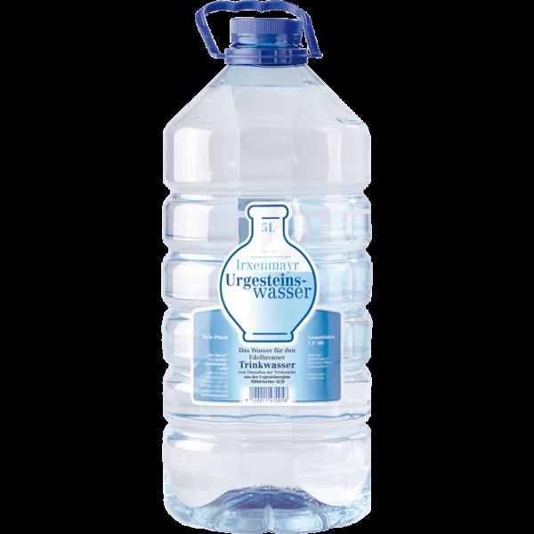URGESTEINSWASSER 5 Liter