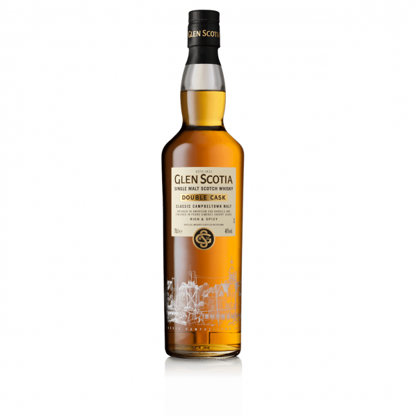 Whisky Glen Scotia Double Cask Single Malt Scotch