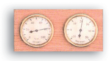 Thermo-Hygrometer für den Weinkeller