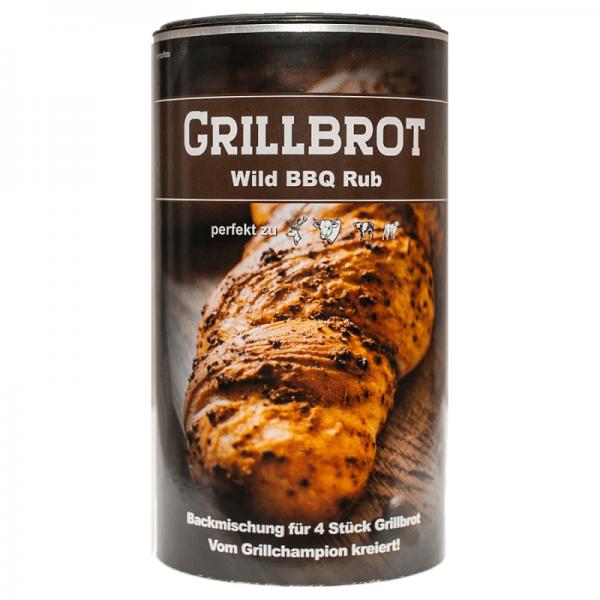 Grillbrot Wild BBQ Rub