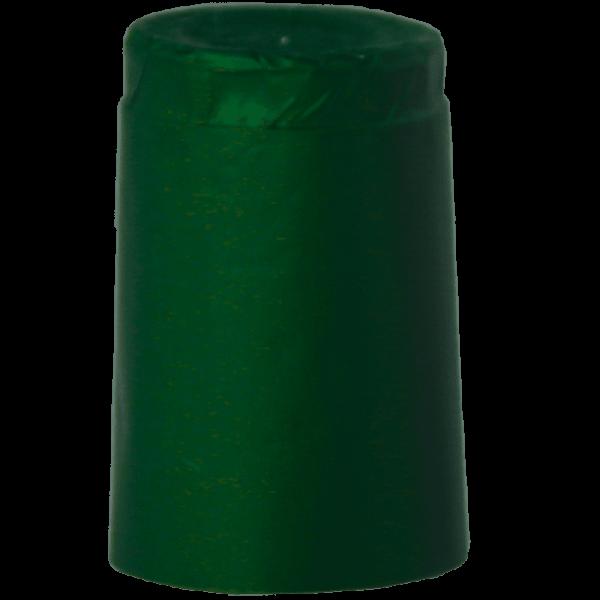 "Decoration Cap ""Alu-Lux"", green"