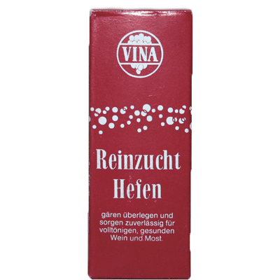Selected Yeast liquid for 50 l, Portwein