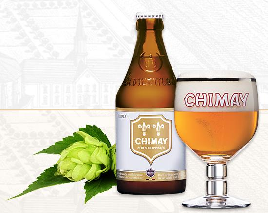 Spezialbier Chimay Triple 8% 0.33l