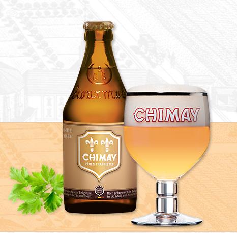 Spezialbier Chimay Gold 4.8% 0.33L