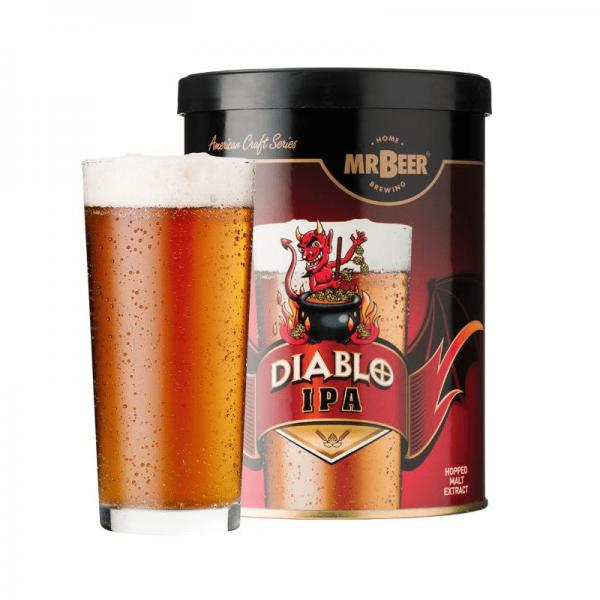 Heimbrauset MR. Beer Diablo IPA 1,3 kg
