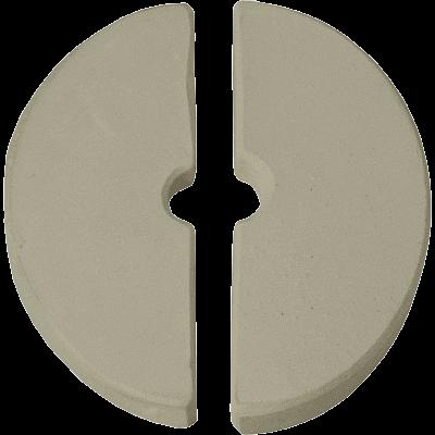 Ersatz - Steine f. Gärtopf Keramik 15 l, 2 Stk.