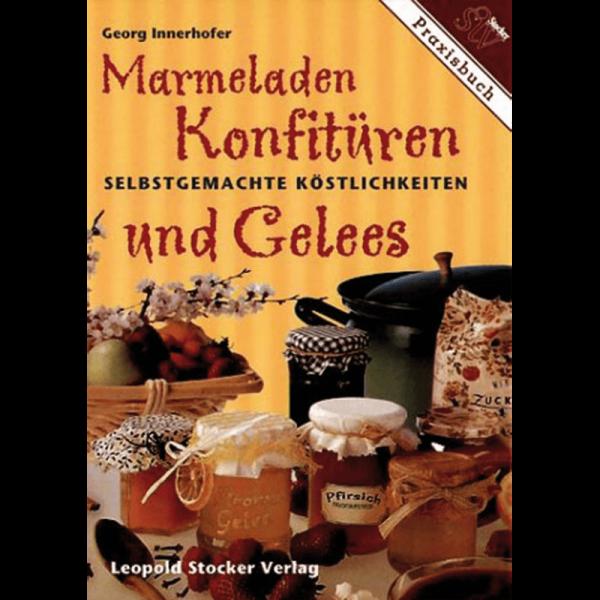 Marmeladen, Konfitüren und Gelees / STV