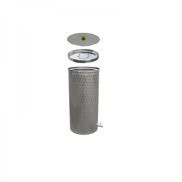 Juice Barrel with Stainless Steel Ball Tap 75 l