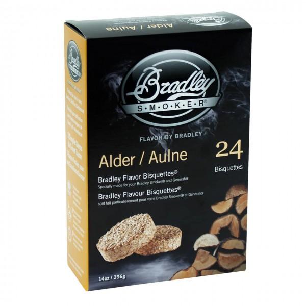 Bradley Smoker - Räucherschrank Bisquetten 48Stück