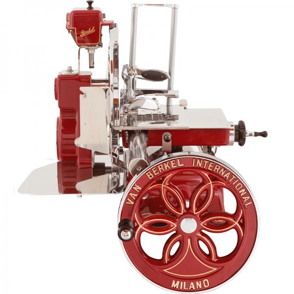 Berkel Schneidemaschine Volano B114, rot