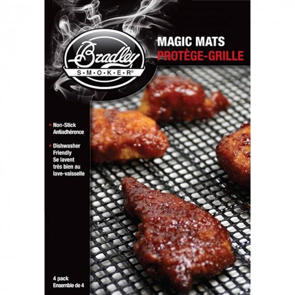 Bradley Smoker - Räucherschrank Magische Matte 4er-Set