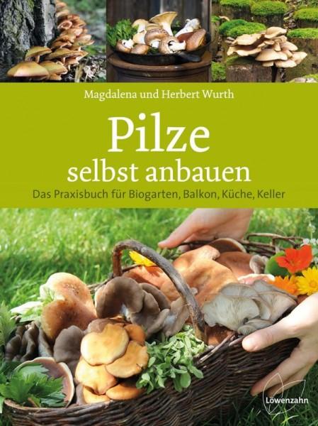 Pilze selbst anbauen/ Löwenzahn