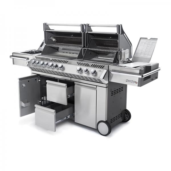 NAPOLEON Prestige PRO 825 stainless steel