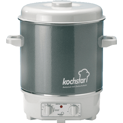 Kochstar Preserving Automat with Thermostat, 27 l