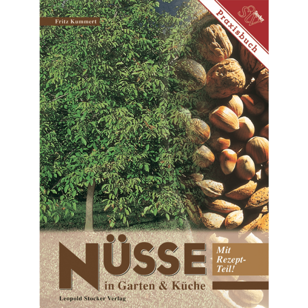 Nüsse i. Garten u. Küche/ STV