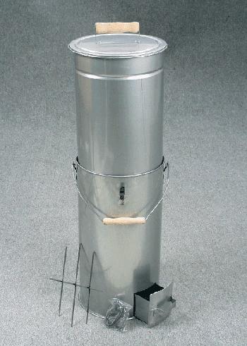Tele-Räuchertonne 260mm