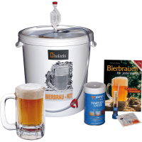 "holzeis - Bierbrau-kit ""Advanced"", 23 l Bier"